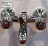 Misturador prático do banho: Punho de bronze do zinco do corpo (BM56601)
