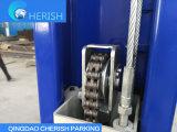 Elevadores hidráulico do automóvel/carro da placa de assoalho de dois borne