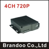 Billiger 4CH 720p statischer Ableiter Mdvr, verwendet für Taxi, Bus, LKW, Van, Schulbus, vorbildliches Bd-323