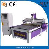 4X8 FT automatische hölzerne schnitzende Maschine CNC-3D, hölzerner Arbeits-Fräser CNC-1325 für Verkauf