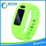Браслет Ios Bluetooth вахты спортов пригодности Wristband деятельности Android франтовской