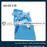 Pompe centrifuge lourde Chine de boue de traitement minéral