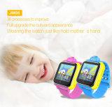 perseguidor de 3G GPS para el reloj usable del bebé del dispositivo de los niños SOS