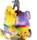 새로운 디자인은 아기 음악 풀 동물 장난감을 채웠다