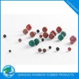 Verschiedene Größen geformte Gummikugel