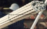 Corrisionの抵抗力があるガラス繊維のGfrp FRPのRebar、糸のRebar