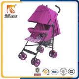 Neues Modell-Baby-Spaziergänger mit Schwenker-Rädern kann frei en gros drehen