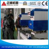 Double machine de soudure principale pour PVC Windows et portes