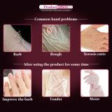 Los mejores productos de cuidado de piel que hidratan y que reparan la máscara de la mano