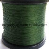 Forte fibra del polietilene per la riga di pesca