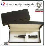 Regalo de papel pluma caja lápiz embalaje cuadro de visualización (lrp01)