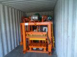 Qtj4-40 중국에서 만드는 수동 벽돌 기계