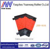 Protetores de impulso plásticos ao ar livre do cabo do canto do protetor do cabo