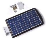 Luz solar plástica de la seguridad de la cubierta 5W