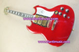 Corpo & garganta de mogno/guitarra elétrica de Afanti (ASG-533)
