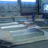 SGCCによって波形を付けられる電流を通された鋼板