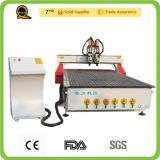 Router do CNC do Woodworking do motor deslizante de Jinan