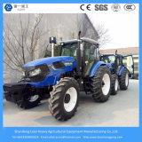 Grande azienda agricola di potere/trattore agricolo di 140HP 4WD con la frizione del motore 6cylinders/dello spostamento/Doppio-Comportarsi della spola