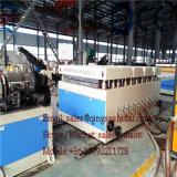 Máquina da placa da folha da espuma do PVC com certificação do Ce do GV do TUV