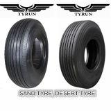 Sand-Reifen, Wüsten-Reifen 1400-20, OTR Gummireifen
