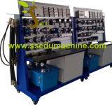 De elektro Hydraulische Apparatuur van de Beroepsopleiding van de Werkbank van de Opleiding