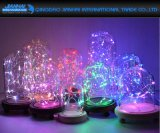 램프와 크리스마스를 위한 주문 유리제 돔 복사 종 모양의 항아리