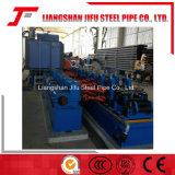 Ligne de soudure de pipe de fer