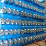 ASTM A53 GR. B ERW soldó precio galvanizado carbón del tubo de acero