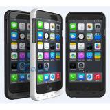 exemplo externo do banco da potência de bateria 4000mAh para o iPhone 7 positivo