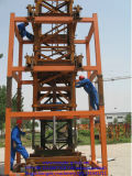 Interner kletternder Turmkran (3-25ton)