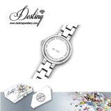 Swarovskiの水晶腕時計からの運命の宝石類の水晶