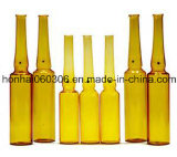 ampola 2ml de vidro ambarina