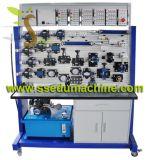 Formación hidráulico electro Workbench electro hidráulico Entrenador Equipo Educativo