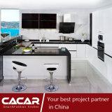 Hollywood-automatischer moderner stilvoller Schwefeln-Lack-Lack-Küche-Schrank (CA14-11)