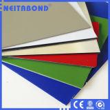 El panel compuesto de aluminio de la buena calidad con la capa del PE