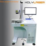 Святейшая машина маркировки лазера металла волокна лазера