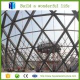 Oficina pré-fabricada da construção de aço do baixo custo de China