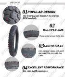 착색된 Motocross 타이어 Mrf 2.75-17 기관자전차 타이어
