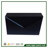 Spezieller konzipierter schwarzer Papieruhr-Kasten