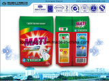 Pó detergente amigável não fosforoso de Eco