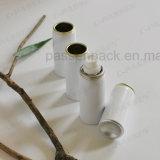 El aerosol de aluminio blanco puede para el embalaje cosmético del aerosol de perfume (PPC-AAC-043)