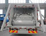 Camion di immondizia del costipatore di Cbm del camion 5 di trasporto dello spreco di Isuzu 5t