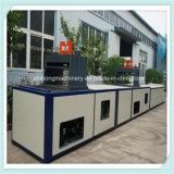 中国の製造業者FRPのガラス繊維の合成物はPultruded機械の側面図を描く