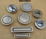 Botão do punho da tração da gaveta do gabinete da porta do aço inoxidável