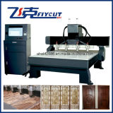 CNC Multi-Heads Spindle Wood Relief Machine para Collection 2015