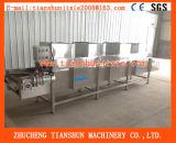 Suministro de la fábrica de acero inoxidable de la bandeja de frutas secadora Hsgh-60