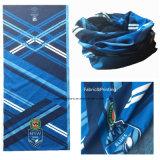 Soem-Erzeugnis passte Firmenzeichen gedruckten Polyester-UVschutz-Sport-magischen Stutzen RöhrenHeadwear an