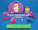 O brinquedo o mais atrasado para a beleza da menina ajustada (1070103)