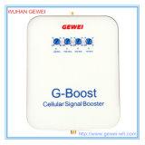 La servocommande/répéteur multibandes de signal de portable de la radio 2g/3G/4G couvre 200 mètres carrés