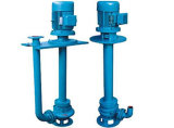 Longue pompe à eau centrifuge d'exploitation d'arbre